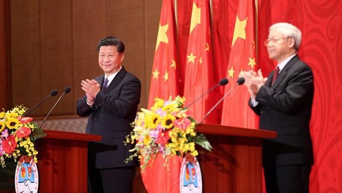 'Trung Quốc không chấp nhận cường quốc xưng bá chủ' ảnh 13