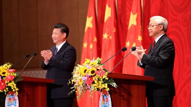 'Trung Quốc không chấp nhận cường quốc xưng bá chủ' ảnh 6