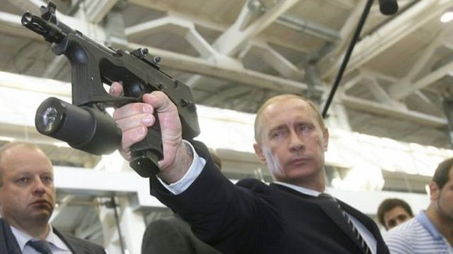 """Putin """"quyền lực nhất"""" thế giới và những khoảnh khắc sức mạnh ảnh 17"""