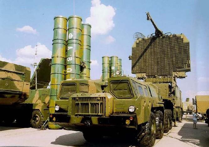 Hệ thống tên lửa phòng không S-300 của Nga có thể đã trực chiến tại Syria