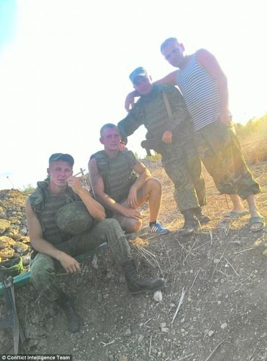 """Rộ tin quân Nga """"xuất hiện"""" tại nhiều địa điểm ở Syria ảnh 1"""