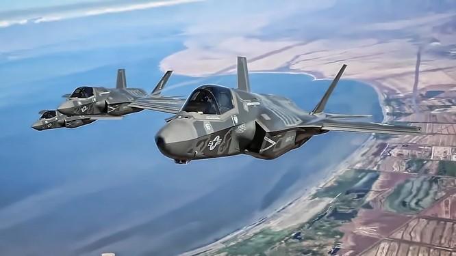 Chiến đấu cơ F-35 được xem là cỗ máy tính siêu mạnh biết bay