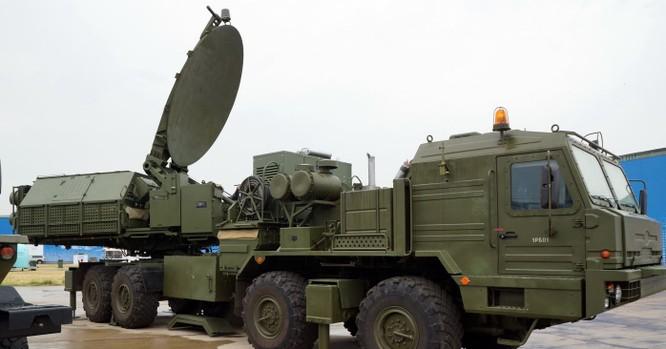 Hệ thống tác chiến điện tử Khrasukha của Nga
