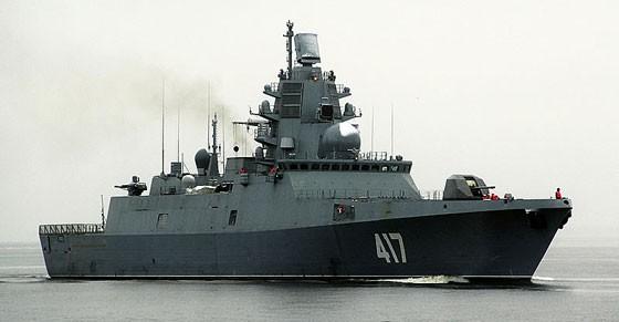 Nga ồ ạt trang bị Kalibr/Klub cho chiến hạm ảnh 9