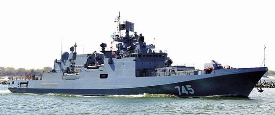 Nga ồ ạt trang bị Kalibr/Klub cho chiến hạm ảnh 8