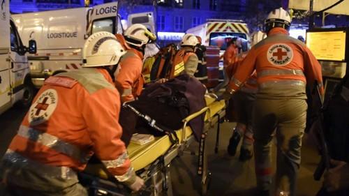 IS có thể là thủ phạm gây ra vụ thảm sát ở Paris ảnh 1