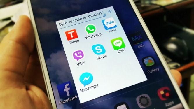 """Viettel, VinaPhone, MobiFone làm gì trước """"cơn bão"""" OTT? ảnh 1"""