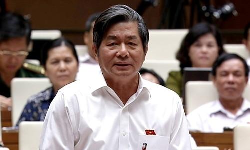 """Bộ trưởng Bùi Quang Vinh: """"Đất nước này cần sự minh bạch"""" ảnh 1"""