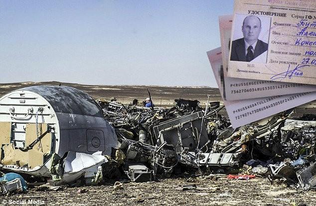 Tiết lộ sốc về vụ khủng bố máy bay Nga: Bom được đặt ngay khoang hành khách ảnh 2