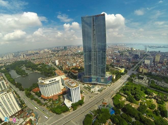 """3 tòa tháp cao nhất Việt Nam: Càng """"đỉnh"""" càng nhiều rắc rối ảnh 1"""
