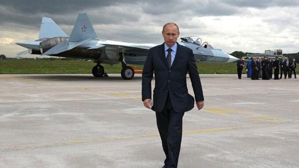 """Putin: """"Nhân tố bí ẩn"""" và sức mạnh không lời ảnh 1"""