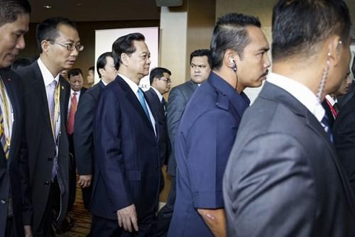 Thủ tướng Nguyễn Tấn Dũng: Xây đảo nhân tạo ở Biển Đông có thể dẫn tới nguy cơ xung đột ảnh 2