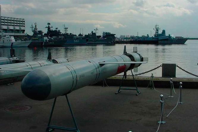 5 tên lửa chống hạm khủng khiếp nhất mọi thời đại ảnh 6