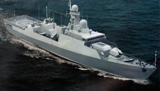 Gepard 3.9 Việt Nam mạnh tương đương khu trục hạm 4.000 tấn? ảnh 1
