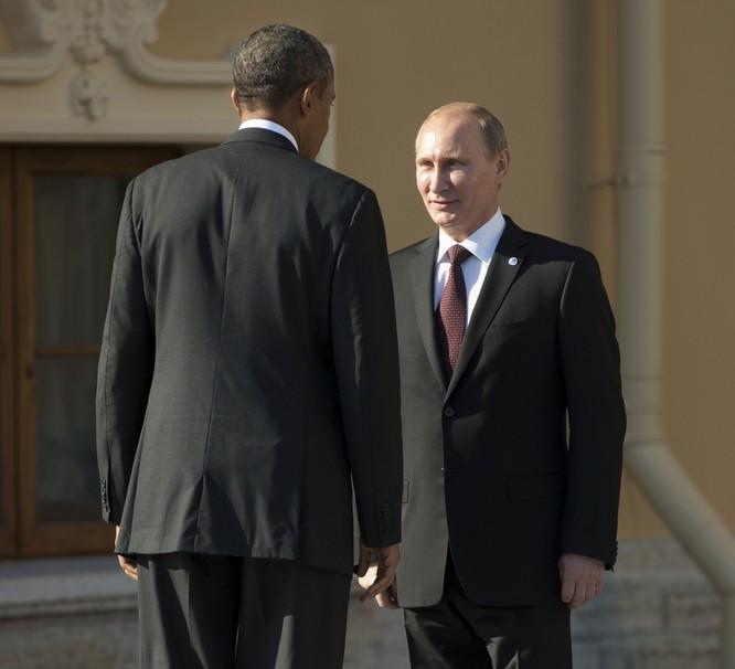 Ông Putin được cho là chọc tức ông Obama và khiến chiến lược về Syria của Mỹ phá sản hoàn toàn