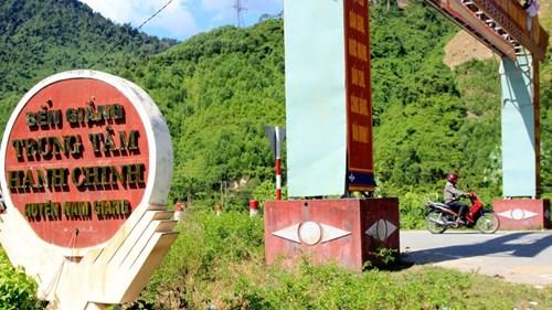 Trụ sở khang trang của huyện nghèo đòi xây trung tâm hành chinh 100 tỉ ảnh 1