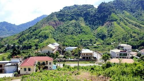 Trụ sở khang trang của huyện nghèo đòi xây trung tâm hành chinh 100 tỉ ảnh 2