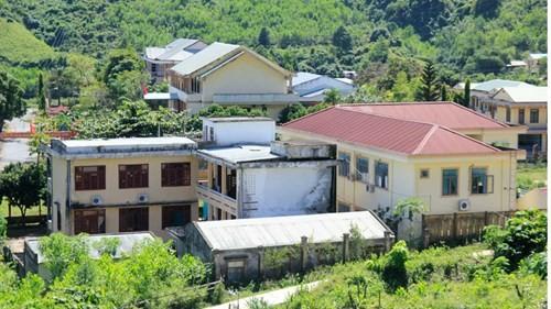 Trụ sở khang trang của huyện nghèo đòi xây trung tâm hành chinh 100 tỉ ảnh 9