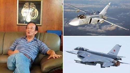 Phi công, anh hùng không quân Việt Nam bình luận vụ bắn rơi Su-24 Nga ảnh 1