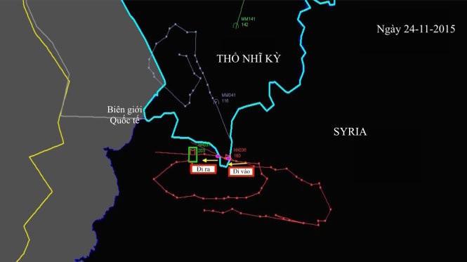 Tấn kịch bắn hạ Su-24 và cuộc đấu quyền lực quốc tế ảnh 1