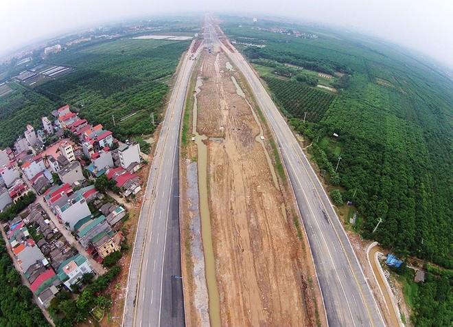 """""""Mở hàng"""" cao tốc Hà Nội - Hải Phòng trước ngày thông xe toàn tuyến ảnh 2"""
