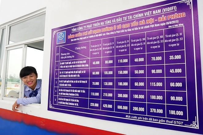 """""""Mở hàng"""" cao tốc Hà Nội - Hải Phòng trước ngày thông xe toàn tuyến ảnh 6"""