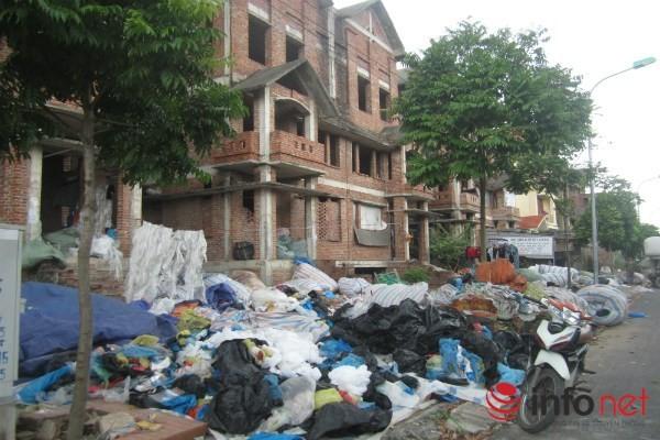 Dự án nghìn tỷ như khu ổ chuột giữa lòng Hà Nội ảnh 2