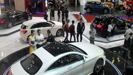 Chưa hết năm, người Việt chi 2,6 tỷ USD mua ô tô nhập khẩu ảnh 1