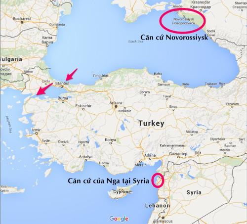 Thổ Nhĩ Kỳ giơ át chủ bài dọa phản đòn Nga ảnh 1