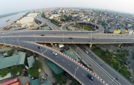 Hà Nội đầu tư 300 tỷ xây tuyến đường gần Times City ảnh 1