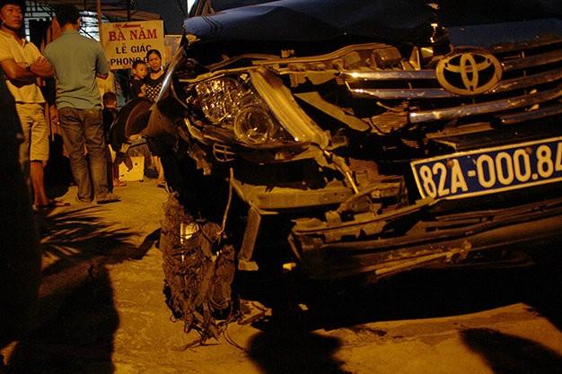 Viện trưởng Viện Kiểm sát uống rượu, lái xe gây 4 vụ tai nạn rồi bỏ chạy ảnh 4