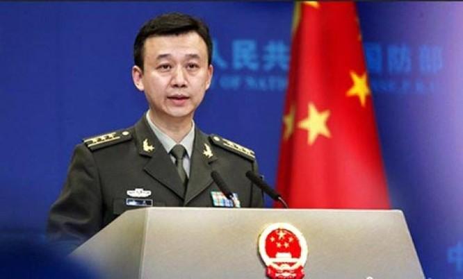 Trung Quốc hun nóng Biển Đông, Mỹ tính điều 2 tàu sân bay trấn yểm ảnh 2
