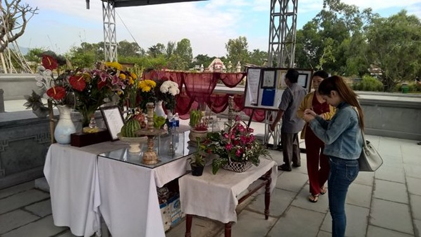 Khu lăng mộ và nhà tưởng niệm ông Nguyễn Bá Thanh ảnh 9