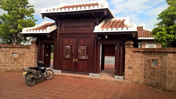 Khu lăng mộ và nhà tưởng niệm ông Nguyễn Bá Thanh ảnh 3