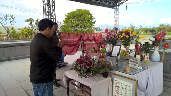 Khu lăng mộ và nhà tưởng niệm ông Nguyễn Bá Thanh ảnh 8