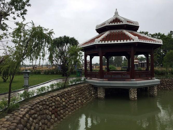 Khu lăng mộ và nhà tưởng niệm ông Nguyễn Bá Thanh ảnh 5