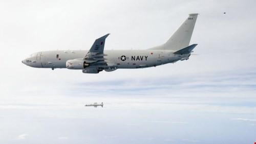 """Biển Đông căng thẳng: Mỹ điều """"sát thủ săn ngầm"""" P-8 Poseidon tới Singapore ảnh 2"""