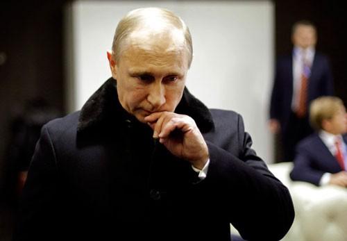 """Putin - """"Gót chân Asin"""" và nỗi lo sợ không thể che giấu ảnh 3"""