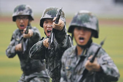 Thực lực lục quân Trung Quốc có đáng sợ? ảnh 1