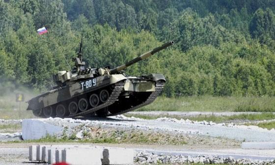 Điểm mặt dàn xe tăng hiện đại của Nga ảnh 2