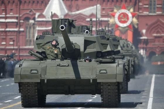 Điểm mặt dàn xe tăng hiện đại của Nga ảnh 4