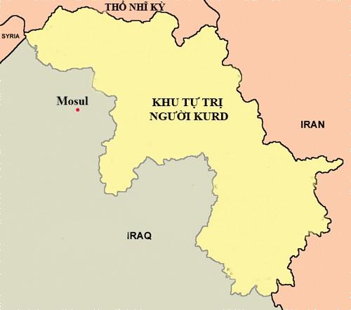 Thổ Nhĩ Kỳ muốn tranh đoạt gì khi điều binh vào Iraq ảnh 2