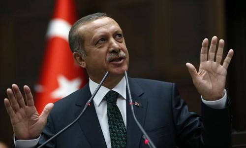 Thổ Nhĩ Kỳ muốn tranh đoạt gì khi điều binh vào Iraq ảnh 1