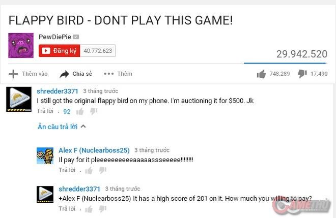 Nguyễn Hà Đông - cha đẻ Flappy Bird: Gây sốt, huy hoàng rồi... vụt tắt ảnh 1