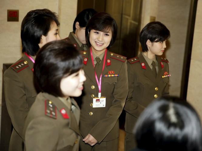 Bạn gái cũ của Kim Jong-un tái xuất sau tin đồn bị xử tử ảnh 2