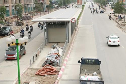 Hà Nội: 1.000 tỷ đầu tư xe buýt nhanh: Lãng phí, không hiệu quả! ảnh 4
