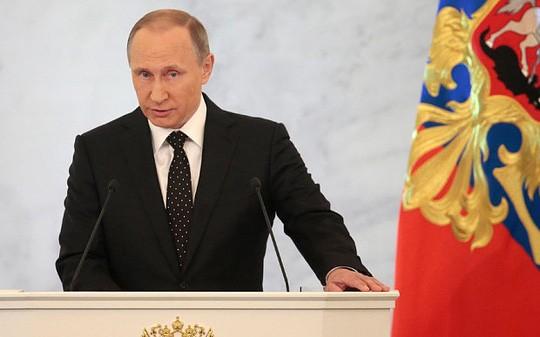 """Putin: Giải mã dáng đi """"bất thường"""" của nhân vật quyền lực ảnh 4"""