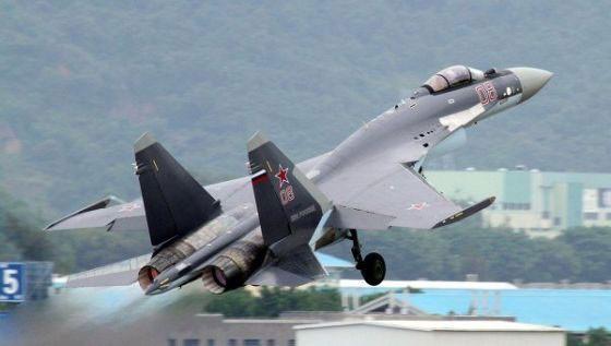 """Trung Quốc có đủ sức """"nhái"""" Su-35 Nga? ảnh 1"""