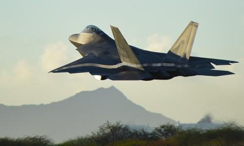 Tiêm kích tàng hình F-22