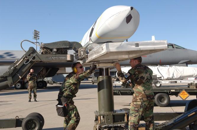 Tên lửa chống hạm tầm xa của Mỹ